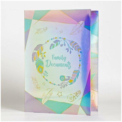 Обложка для семейных документов Family documents