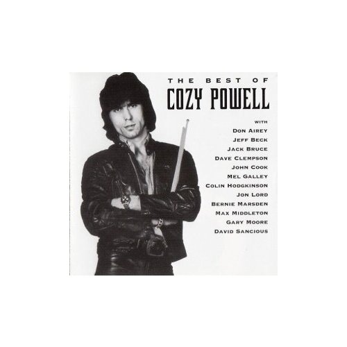 Фото - Компакт-диски, Polydor, COZY POWELL - The Best Of (CD) george chalmers an historical view of the domestic economy of g britain and ireland
