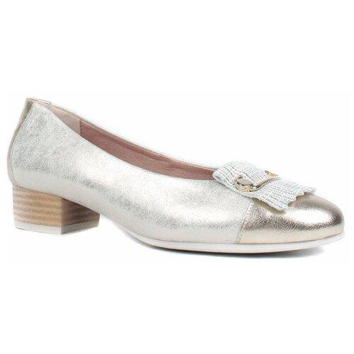 Туфли Pitillos , размер 36 , серебряный