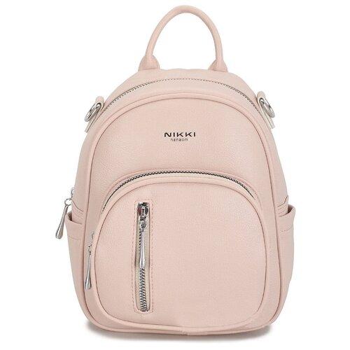 Маленькая женская сумка-рюкзак «Инса» 1255 Pink
