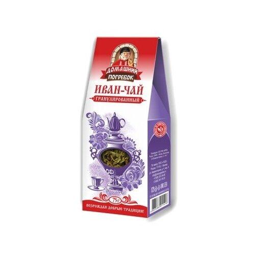 Домашний Погребок Иван-чай гранулированный, 75 гр, Домашний погребок