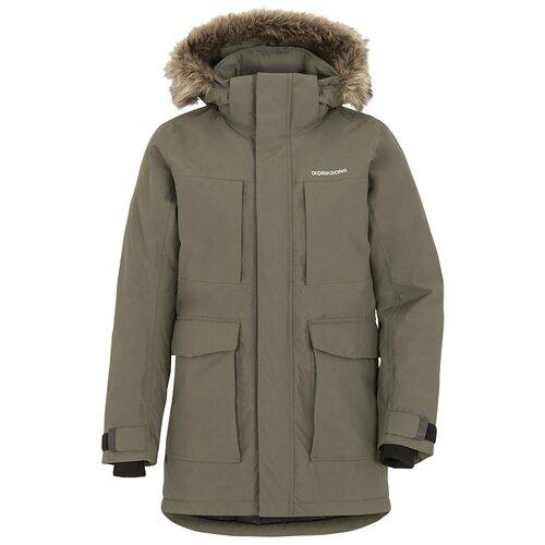 Куртка для юноши MADI 503442-384 Didriksons, Размер 140, Цвет 384-зеленый туман