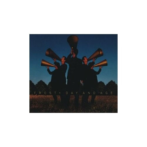 Виниловые пластинки, Sony Music, FROST* - Day And Age (2LP+CD)