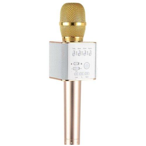 Беспроводной караоке-микрофон MICGEEK Q9 золото