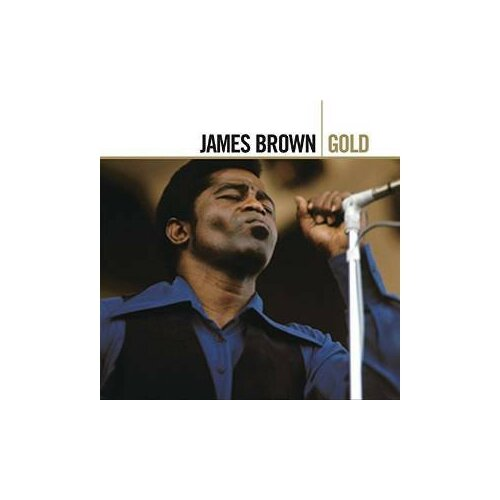 Фото - Компакт-диски, Polydor, JAMES BROWN - Gold (2CD) ellis james tandy shawn of skarrow