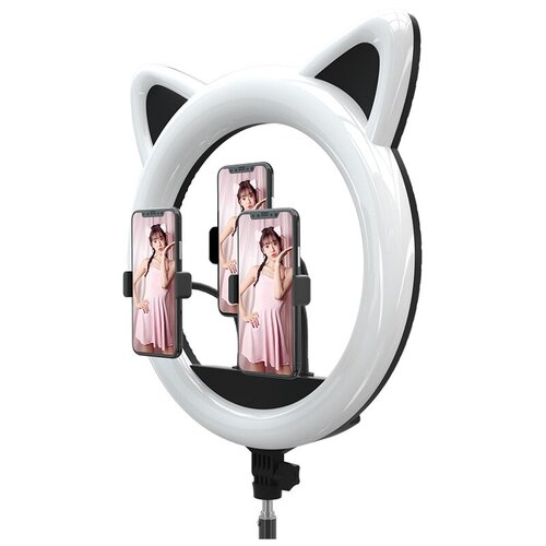 Фото - Кольцевая лампа OKIRA LED RING CAT 408 лампа кольцевая veila led ring fill light 3436