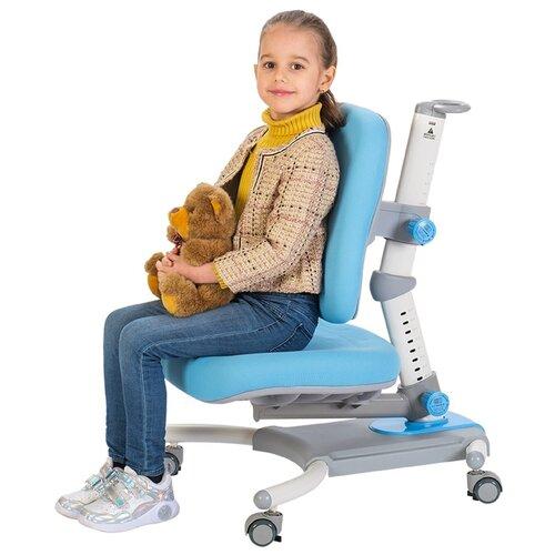 Кресло RIFFORMA-33 (голубое) с чехлом