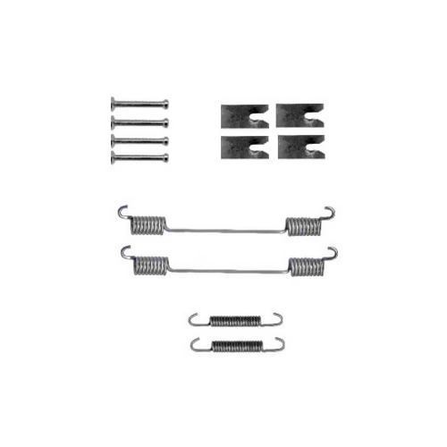 DELPHI LY1327 (4210851 / 430864 / 430864) ремк-т тормозных колодок задних Citroen (Ситроен) Jumper (Джампер) 2.0hdi / 2.8hdi, Fiat (Фиат) Ducato (Дукато) 1.9d / 2.5tdi 02>