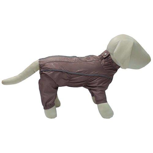 OSSO FASHION дождевик для собак всех пород какао для мальчиков (40-1) osso fashion дождевик для собак всех пород какао для мальчиков 40 1