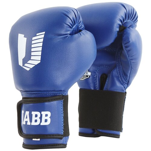Боксерские перчатки Jabb JE-2021A/Basic Jr 21A синий 6 oz