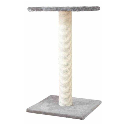 Когтеточка для кошки Espejo, 69 см, серый, Trixie (Домик для животных, 43342)