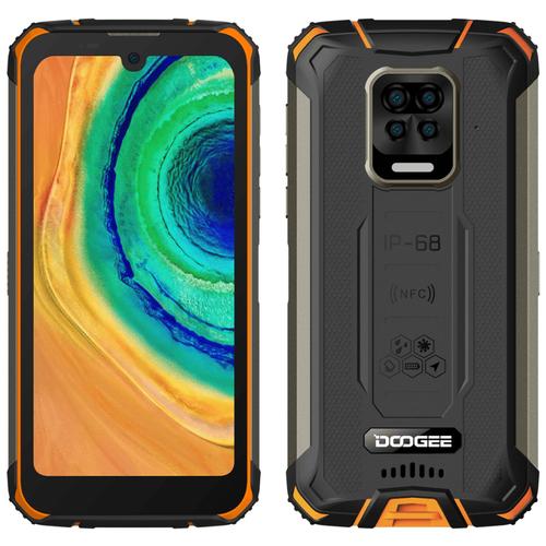 Смартфон Doogee S59 4+64 ГБ Fire Orange