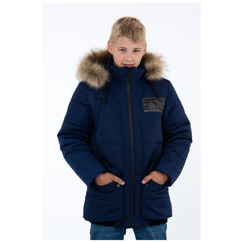 Купить Куртка Talvi размер 140/68, синий, Куртки и пуховики