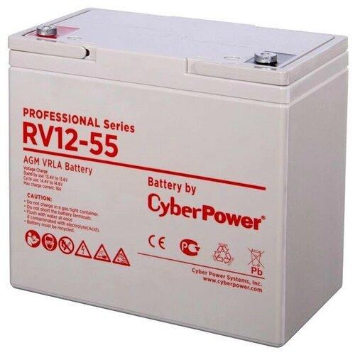 Аккумуляторная батарея CyberPower Батарея CyberPower (RV12-55)