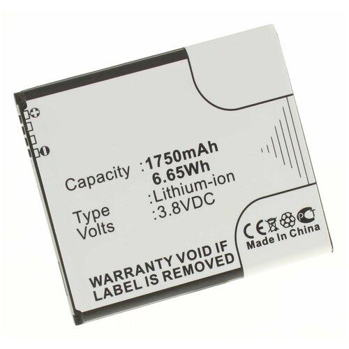 Аккумулятор iBatt iB-U1-M553 1750mAh для Huawei Y300, Ascend Y511, Ascend Y300, Ascend W1, Ascend G350, Ascend W1-U00, T8833, U8833,