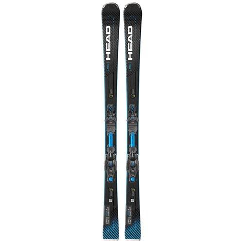 Горные лыжи с креплениями HEAD Supershape E-Titan (21/22), 170 см