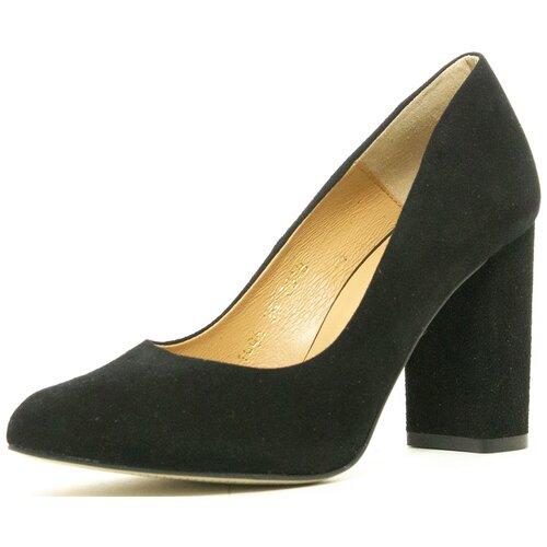 Туфли GOERGO , размер 37 , черный
