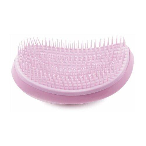 Купить Расческа Zinger 5042/ Расческа для сухих и влажных волос/ Расческа для волос Розовая