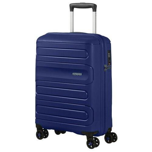 Чемодан AMERICANTOURISTER SUNSIDE 51G-31001 40x55x20 см чемодан american tourister sunside черный m