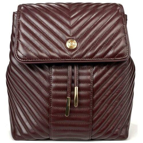 Baldinini Сумка-рюкзак женская Baldinini G92PWG1H0055064 burgundy Tracy 005