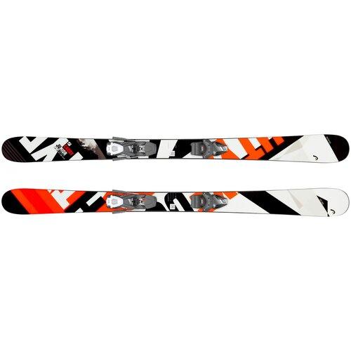 Горные лыжи детские с креплениями HEAD Caddy Jr (19/20), 141 см