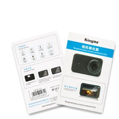 Фото - Защитная пленка на дисплей KingMa BMGP301 для камеры Xiaomi MiJia 4K xiaomi mijia mjjgtyds01fm laser projector 4k 2gb 16gb english interface
