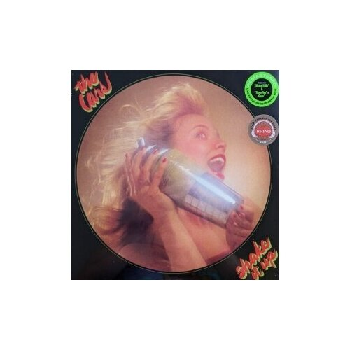 richard strauss elektra karl bohm 2 dvd Виниловые пластинки, Elektra, THE CARS - Shake It Up (LP)