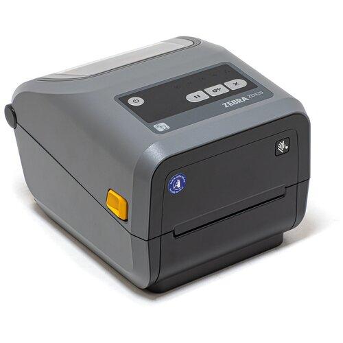 Принтер этикеток Zebra ZD420, серый