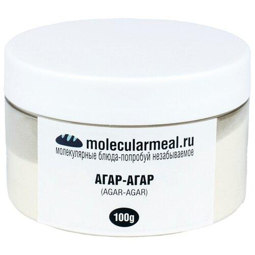 Molecularmeal Агар-агар 900 Blum (E406) 100 г