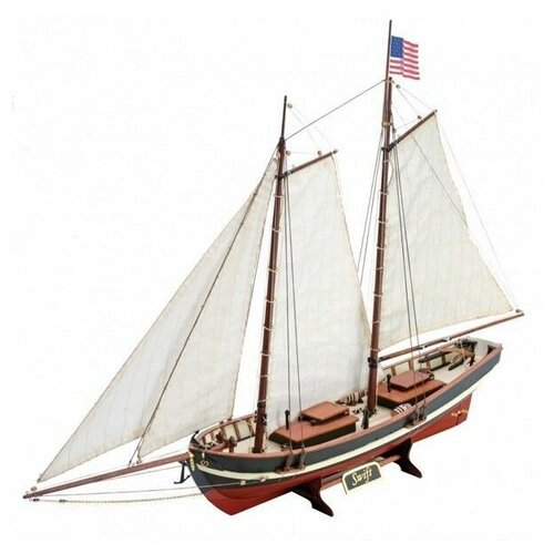 Сборная деревянная модель корабля Artesania Latina NEW SWIFT, 1/50 недорого