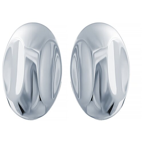 ELEMENT47 Запонки из серебра 925 пробы G3072_ZP_WG
