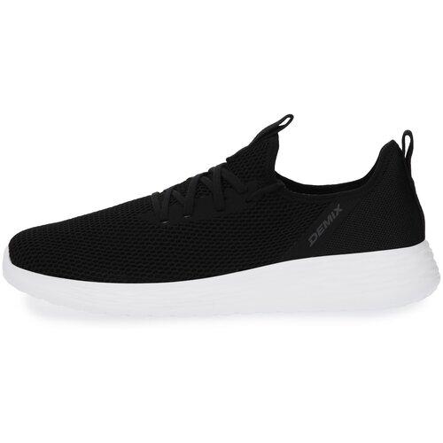 Кроссовки Demix размер 44, черный demix кроссовки женские demix tsunami ny ii размер 35