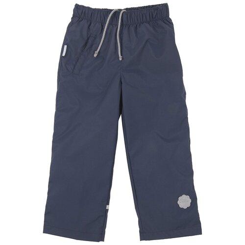 Купить Брюки для девочек GENNA K20053-229, Kerry, Размер 116, Цвет 229-темно-синий, Полукомбинезоны и брюки