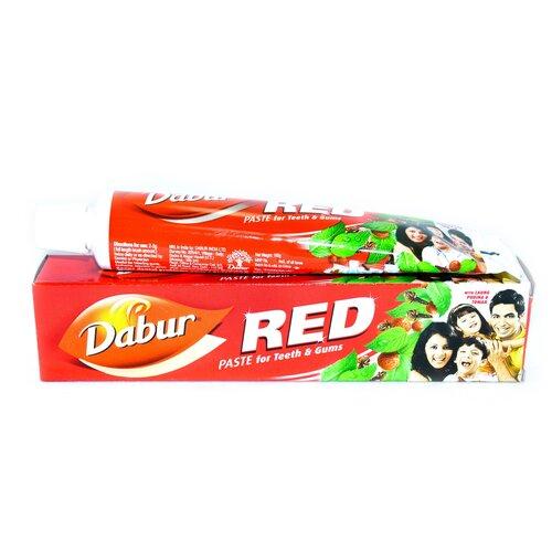 Купить Dabur Зубная паста Red для комплексного ухода за полостью рта, 100гр.
