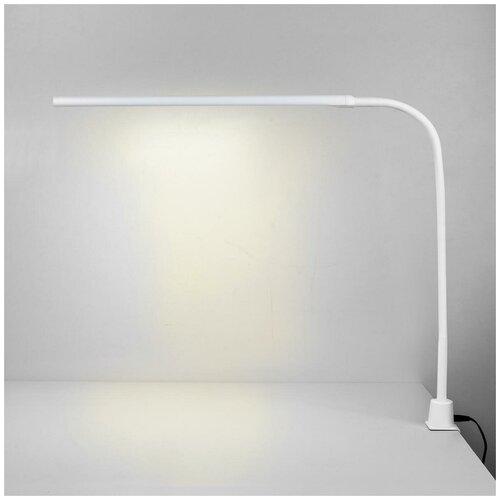 Eurosvet Настольная лампа Eurosvet Flex 80429/1 белый