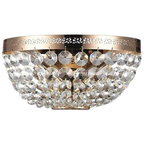 Настенный светильник Maytoni Ottilia DIA700-WL-02-G настенный светильник maytoni h223 wl 02 g