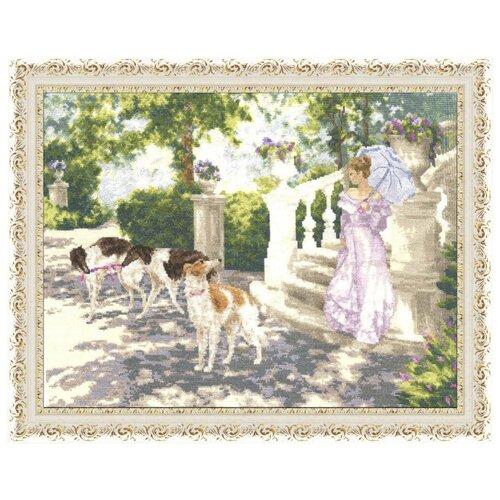 Купить Золотое Руно Набор для вышивания Солнечный день 31 х 40, 5 см (ЛП-028), Наборы для вышивания