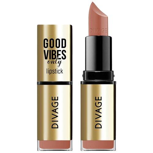 Купить DIVAGE Помада для губ Good Vibes Only, оттенок 01
