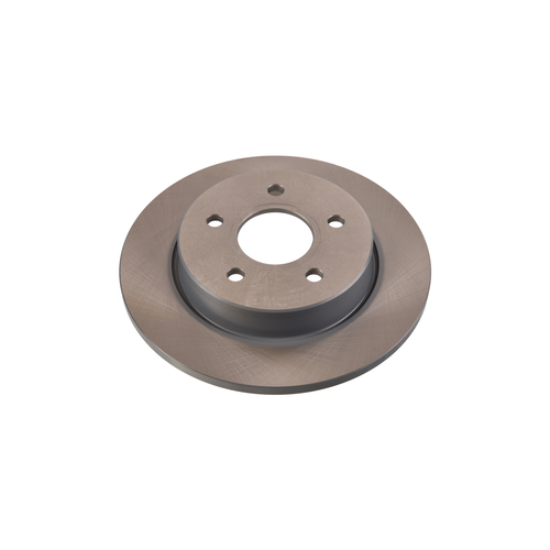 NIBK rn1369 (BP4Y26251B / BP4Y26251C / BP4Y26251D) диск тормозной Mazda (Мазда) 3 1.6 2004 - 2009 Mazda (Мазда) 3 1.6 2003 - 2009 Mazda (Мазда) 3 1.6 2009 -
