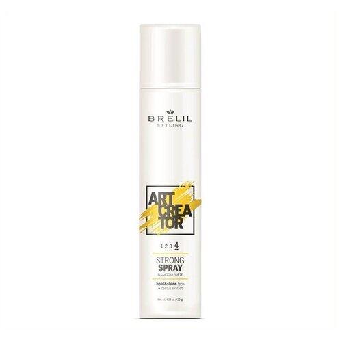 Купить Brelil Professional Artcreator спрей для укладки волос Strong Spray, сильная фиксация, 300 мл