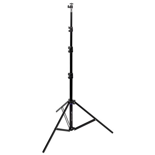 Фото - Стойка Falcon Eyes FlyStand 2200, 220 см, до 4 кг, воздушный амортизатор, головка стойка manfrotto 5002bl nano plus 197 см до 4 кг