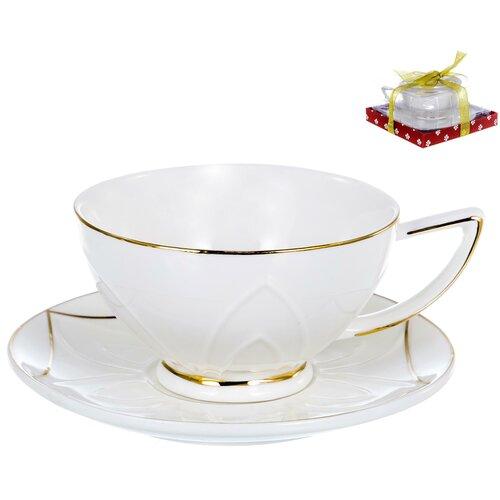 набор чайный balsford грация 2 предмета арт 101 12003 Набор чайный 2 предмета грация леон, ТМ Balsford, артикул 101-12009