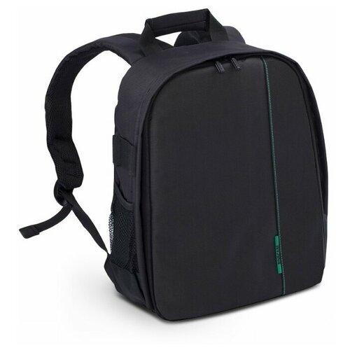 Фото - Рюкзак для фотокамер RIVACASE 7460black printio рюкзак 3d городской пейзаж