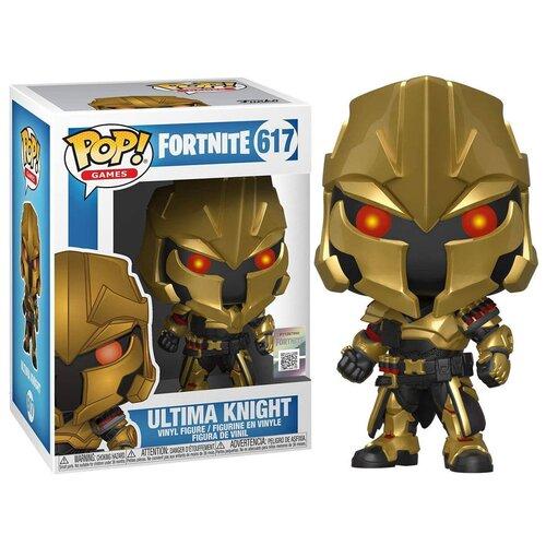 Фото - Фигурка Funko POP! Fortnite: Ultima Knight funko фигурка funko pop vinyl fortnite s2 рагнарек 36975