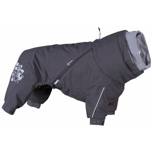HURTTA EXTREME OVERALL комбинезон для собак теплый черный (35S)