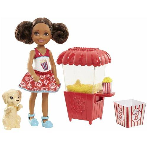 Набор игровой Barbie Челси и щенок zal