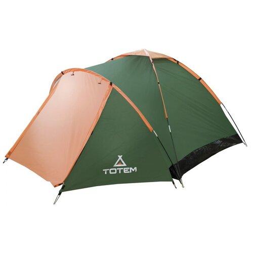 Палатка Totem Summer 4 Plus V2 зелeный