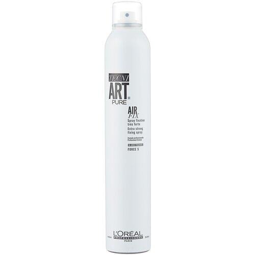 Фото - L'Oreal Professionnel Спрей для укладки волос Air fix pure, экстрасильная фиксация, 400 мл l oreal professionnel tecni art 6 fix pure спрей для фиксации волос 250 мл
