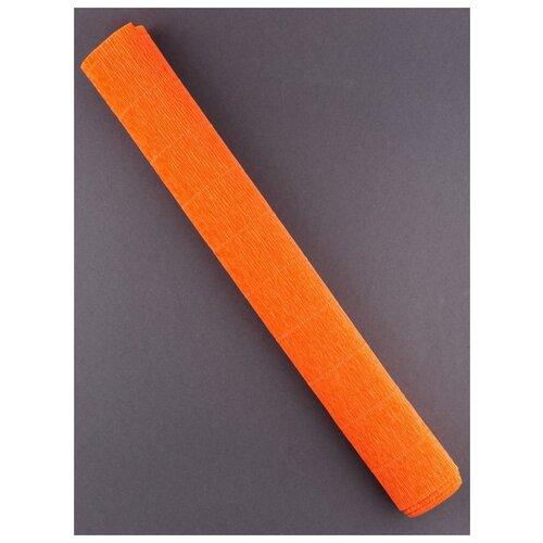 Купить Бумага гофрированная 50см х 2, 5м., 180г/м., Cartotecnica Rossi, 017/Е6 коралловый, Цветная бумага и картон