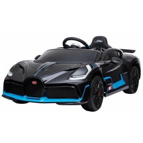 il divo brasília Детский электромобиль Bugatti Divo 12V - BLACK - HL338